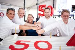 SEW-Eurodrive Österreich ist 50