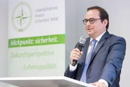 """Essener Sicherheitskonferenz fokussiert das Thema """"Sicherheit als Standortvorteil"""""""