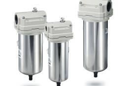 Verbesserte Filter für Druckluftleitung sparen Energie
