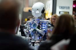 Künstliche Intelligenz auf der HMI