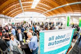 all about automation in Essen