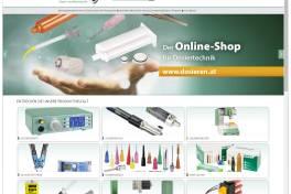 10 Jahre Onlineshop für Dosiertechnik