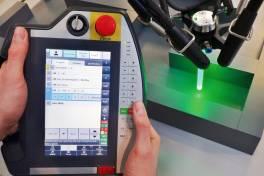 Standardisiertes Softwaremodul zur Robotersteuerung