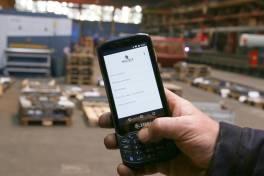 Mobile ERP-Lösung stets mit dabei