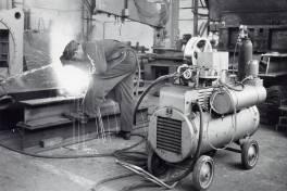 Pioniere der Schweißtechnik