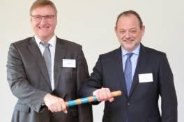 Klaus Linnig wird EFB-Präsident