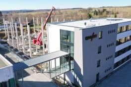 EWM investiert weitere vier Millionen Euro