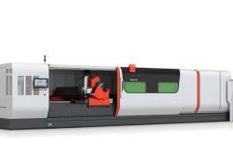 Laserschneiden im XXL-Format