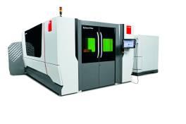Smartes Laserschneiden
