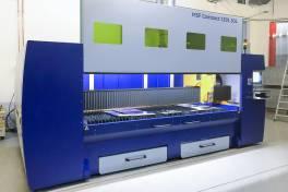 Lippert Berlin investiert in kompakte Faserlaserschneidanlage für schnelle und hochwertige Produktion kleiner und mittlerer Losgrößen