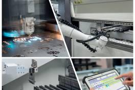 Blechbearbeitung à la Industrie 4.0