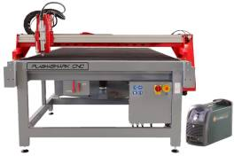 Plasmashark CNC – kompakt und effizient