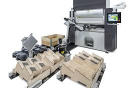Erfrischungskur für robotisierte Biegezelle