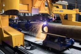 3D-Lösungen für Stahlkonstruktionen