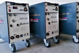 Euromig: Kompromisslose Technik zurück in neuem Design