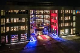 Eröffnung der neuen Produktionsstätte in Finnland