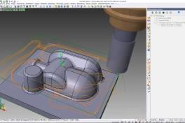 Optimierte Funktionen für den Werkzeug- und Formenbau in VISI 2020.0