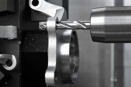 Komplettlösung für Bohrungen in Aluminium