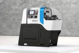 Speziallangdrehautomat für Mikro- und Nanopräzision