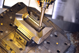Werkzeugspannsystem bewährt sich im Werkzeugbau