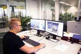 Virtuelle Maschine sichert Produktionsfortschritt