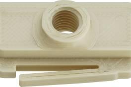Materialpartnerschaft für sauberen Druck mit iglidur Filamenten