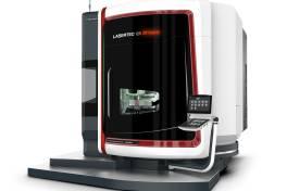 Instandsetzung, Reparatur und Fertigung großer Bauteile mit der Lasertec 125 3D hybrid