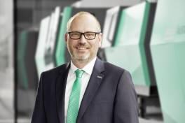 Technischer Geschäftsführer bei Arburg neu besetzt