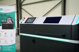 Selektives Laserschmelzen für KMUs mit der LMI Alpha 140