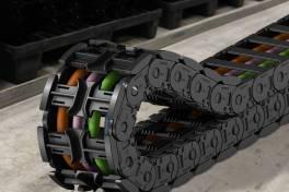 Energiekettensystem für die Intralogistik