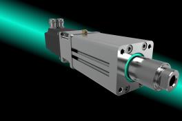 Geschützte Linearaktuatoren für höhere Linearkräfte