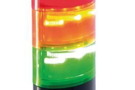 Modulare LED-Signalsäulen