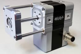 Kurzhub-Linearantrieb ersetzt pneumatische Zylinder