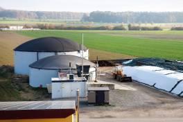 Optimierte Performance von Biogasanlagen