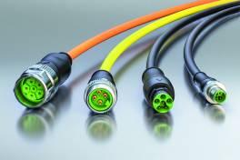 Power-Steckverbinder bringen Energie in Applikationen