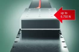 Hochdynamische Linearmotoren mit flexiblem Baukastensystem