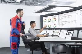 Condition Monitoring für den Antriebsstrang