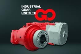 """Industriegetriebe """"to go"""""""