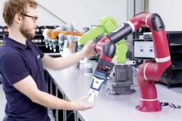 Plug & Work Greifsysteme für Cobots