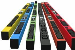 Rack IP-PDUs mit Differenzstromüberwachung (RCM)