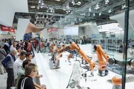 Auf dem Weg zur autonomen Produktion