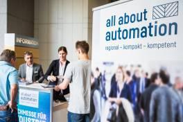 all about automation Essen: Neuer Termin im September 2020