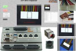 EVT WireInspector für korrekte Kabelbestückung