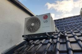 Vibrationen von Klimagerät adé mit App und Komponenten von ACE