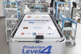 Weltweit erster Production Level 4 Demonstrator eingeweiht