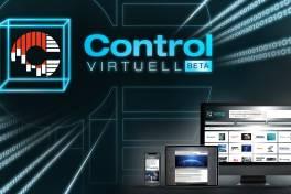 Offizieller Start der Control-Virtuell
