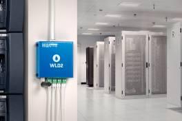 Wasser-Leckage-Überwachung für IT-Umgebungen