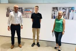 Endress+Hauser Österreich setzt auf Lehrlingausbildung
