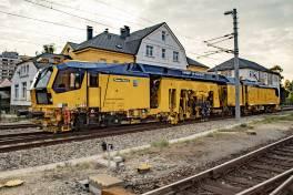 Gleisbau und -instandhaltung perfekt auf Schiene