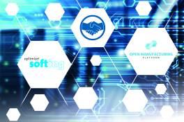 Softing Industrial Automation tritt der Open Manufacturing Platform (OMP) bei